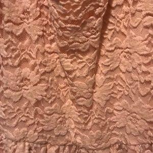 La Hearts Dresses - Soft lace dress!!